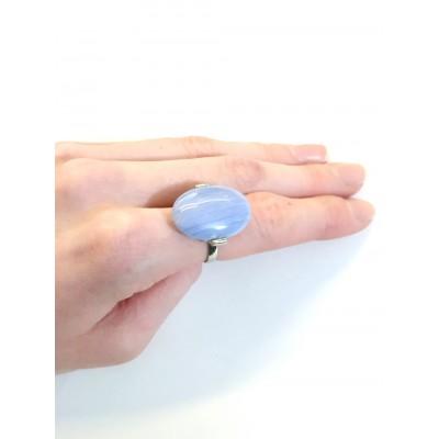 Кольцо с сапфирином